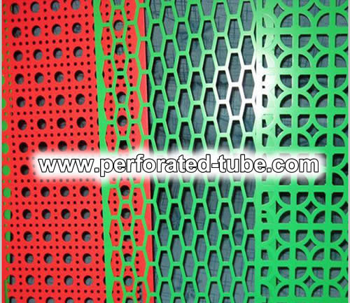 Decorative Perforated Metal Sheet For Ceiling Panels And